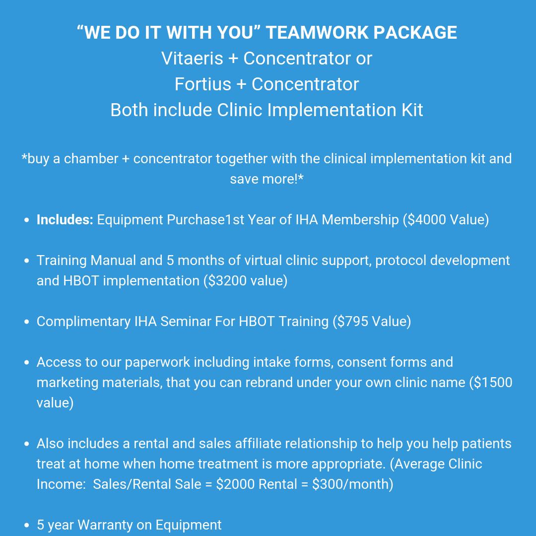 Teamwork Package