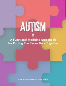 Autism Book By Dr. Jason Sonners