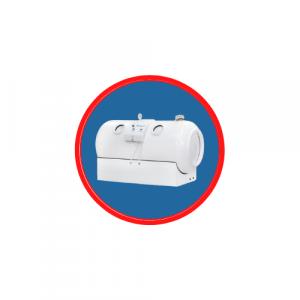HBOT USA hard hyperbaric chamber